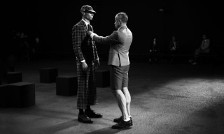 Highsnobiety Q&A | Thom Browne Spring/Summer 2015 Collection