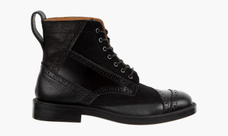 Junya Watanabe x Tricker's Fall/Winter 2014 Footwear Collection