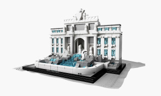 LEGO Architecture Trevi Fountain