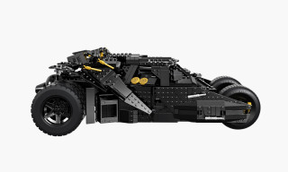 LEGO Unveils 'The Dark Knight' Tumbler and Figures