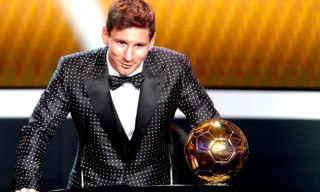 A Look at Lionel Messi's Style Off the Field