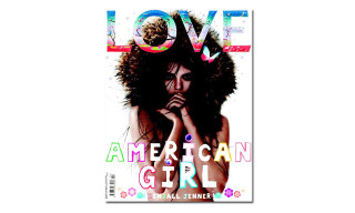 'LOVE' Magazine Issue 11 featuring Kendall Jenner, Adriana Lima and Amy Adams