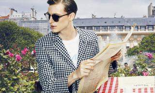 Maison Kitsuné Spring/Summer 2015 Lookbook