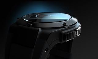 Michael Bastian x Hewlett-Packard Smartwatch Preview