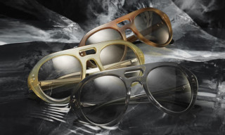 Moncler Fall/Winter 2014 Lunettes Eyewear Collection