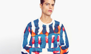 MSGM x 'Toiletpaper' Spring/Summer 2015 Capsule Collection