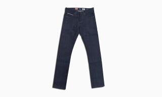 Naked & Famous x Ceizer x Baretta Jeans