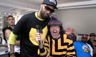 Watch Nardwuar Interview the Wu-Tang Clan