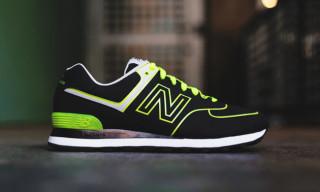 "New Balance ML574 ""Neon"""