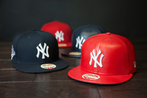 """New Era x Spike Lee """"1996"""" Collection"""