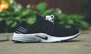 "Nike Lunar Presto ""Black/White"""