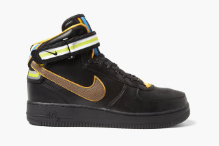 aeb329def04d8d Nike x Riccardo Tisci Air Force 1 Black Collection. By Maude Churchill in  Sneakers  Jul 14