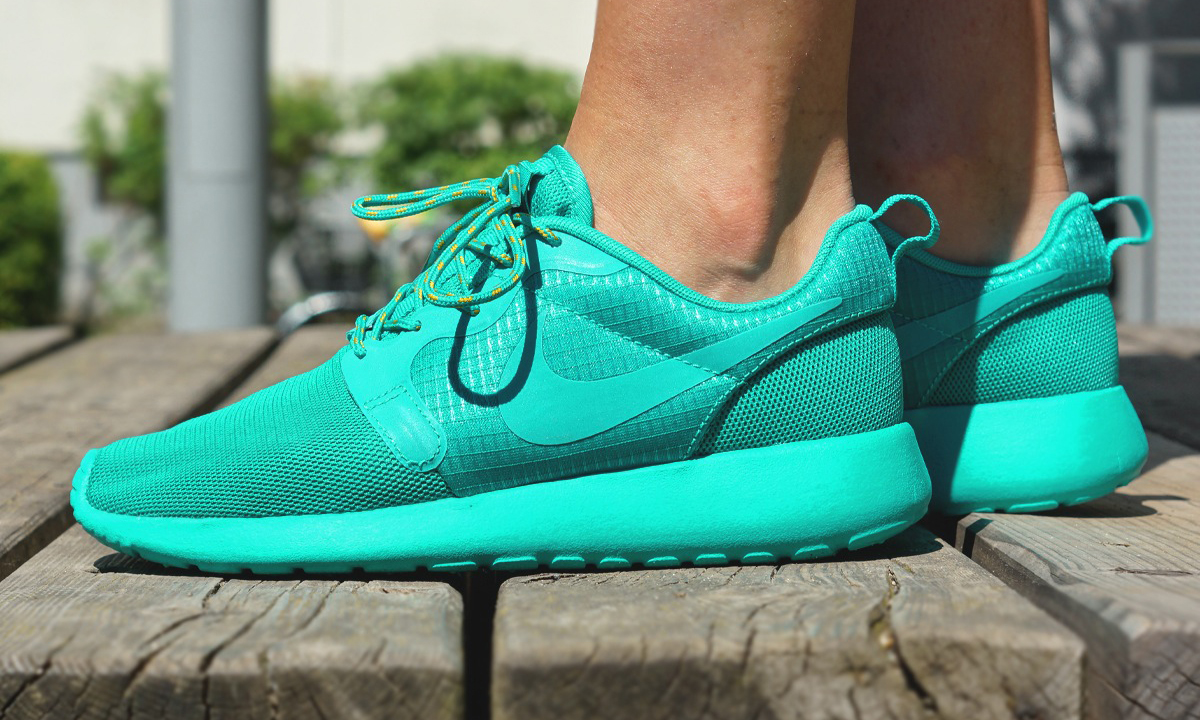 "Nike Roshe Run Hyperfuse ""Turbo Green\"" 