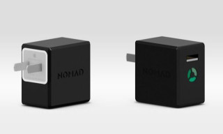 The NomadPack Turns Your iPhone Charger into a Battery Pack