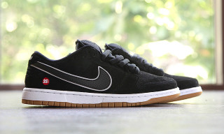 Quartersnacks x Nike SB Dunk Low