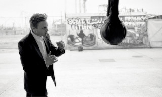 rag & bone Fall/Winter 2014 Campaign featuring Winona Ryder and Michael Pitt