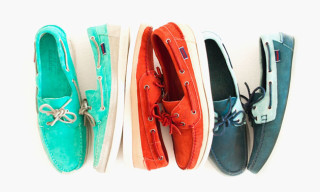 Ronnie Fieg x Sebago Summer 2014 Footwear Collection
