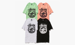 "SASQUATCHfabrix. x Stussy ""Japonism"" Capsule Collection"
