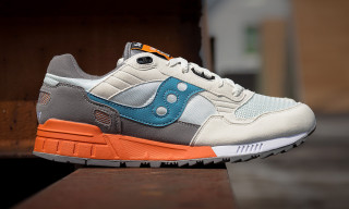 "Saucony Shadow 5000 ""Grey/Blue"""