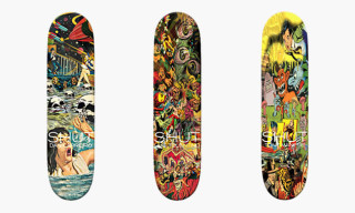 Shut NYC Marty Abrahams Pro Decks