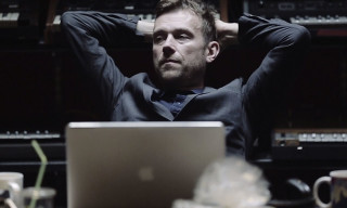 Damon Albarn Talks Creativity, Ideas and Musings in 'The Creative Class'