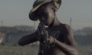 """Watch the Official Music Video for The-Dream's """"Black"""""""