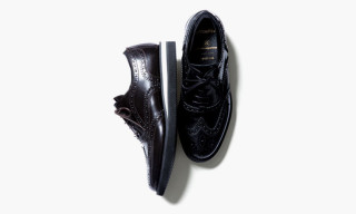 BePositive x uniform experiment Wing-Tip Shoes