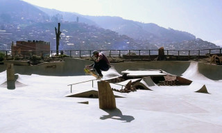 Watch Levi's Skateboarding's Full-Length Documentary 'Skateboarding in La Paz'