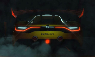 Watch the Teaser for the Renault Sport R.S. 01