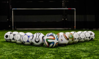 The Evolution of the World Cup Footballs