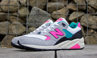 X-Girl x New Balance MRT580