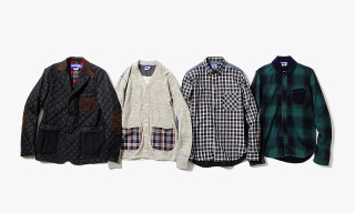 Junya Watanabe MAN Fall/Winter 2014 Collection – Delivery 1
