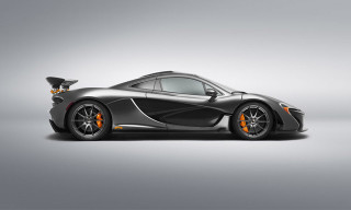 McLaren P1 MSO Custom
