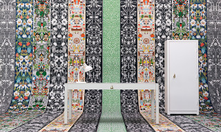 Archives Wallpaper by Studio Job and NLXL