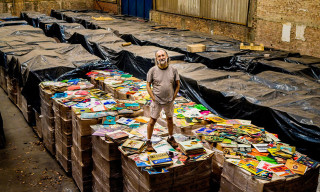 The Man Who's Buying Up All the Vinyl in the World
