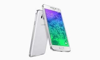 Samsung Unveils Galaxy Alpha