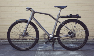 A 3D-Printed Bike Made from Solid Titanium