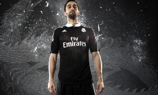 adidas Launches Yohji Yamamoto Designed Real Madrid Kit