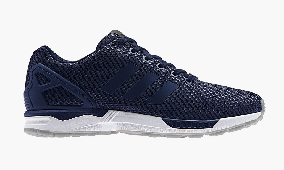 cheap for discount 003fb 9b048 adidas Originals ZX Flux Ballistic Woven Pack Highsnobiety low-cost