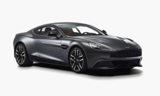 Aston Martin Unveil 2015 Vanquish