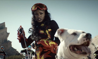 "Watch the Official Music Video for Azealia Banks' ""Heavy Metal and Reflective"""