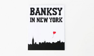 'Banksy in New York' Book by Ray Mock