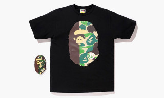 "BAPE ""Ape Face"" T-Shirt & Candies iPhone Case Set"