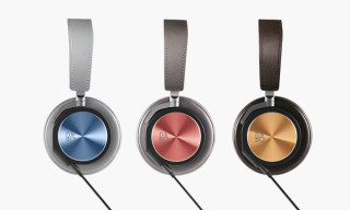B&O PLAY BeoPlay H6 Fall 2014 Headphones
