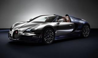 """Bugatti Legends Veyron 16.4 Grand Sport Vitesse """"Ettore Bugatti"""" Edition"""