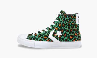 "XLarge x Converse Chevronstar ""Leopard"" Sneakers"