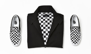 "Dover Street Market London 10th Anniversary ""Checkerboard"" Series"