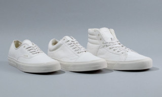 "DQM x Vans ""Square Ones"" Collection"