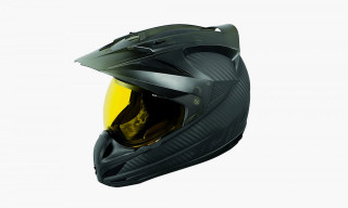 Ghost Carbon Variant Motorcycle Helmet by Icon
