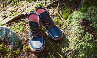 Herschel Supply Co. x Clarks Originals Vulco Guide Boots